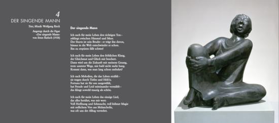 Booklet - Der singende Mann